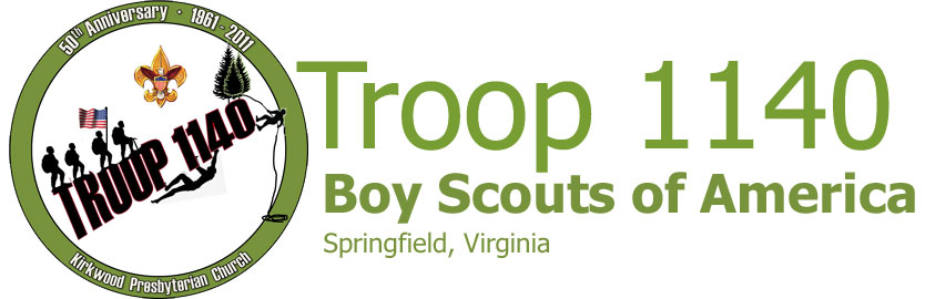Troop 1140 Logo